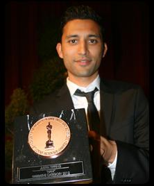 Nani Justin Tipping Wins Student Oscar Academy Award