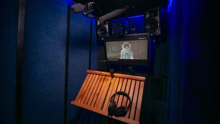 Arcay Studios ADR Booth Santa Clarita