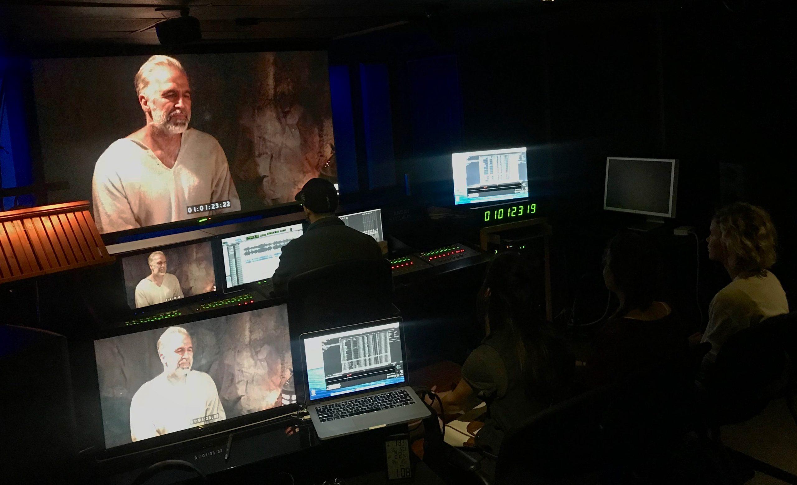 Arcay Studios Mix Room Santa Clarita