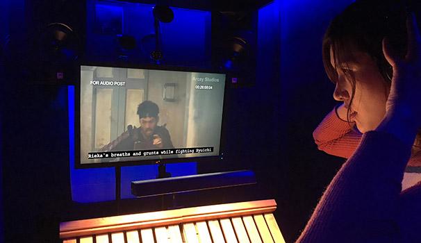 Arcay Studios ADR Booth