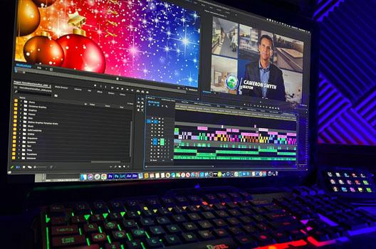 Arcay Studios Video Editing Suite