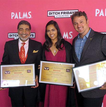 Aileron Wins Film Festival Awards