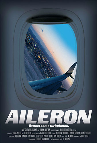 News Aileron Poster