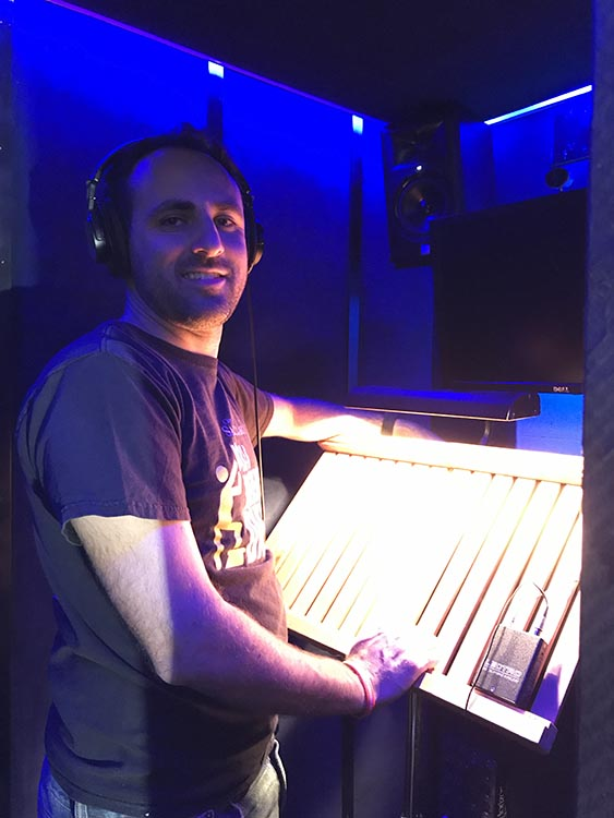 Arcay Studios Vocal Booth