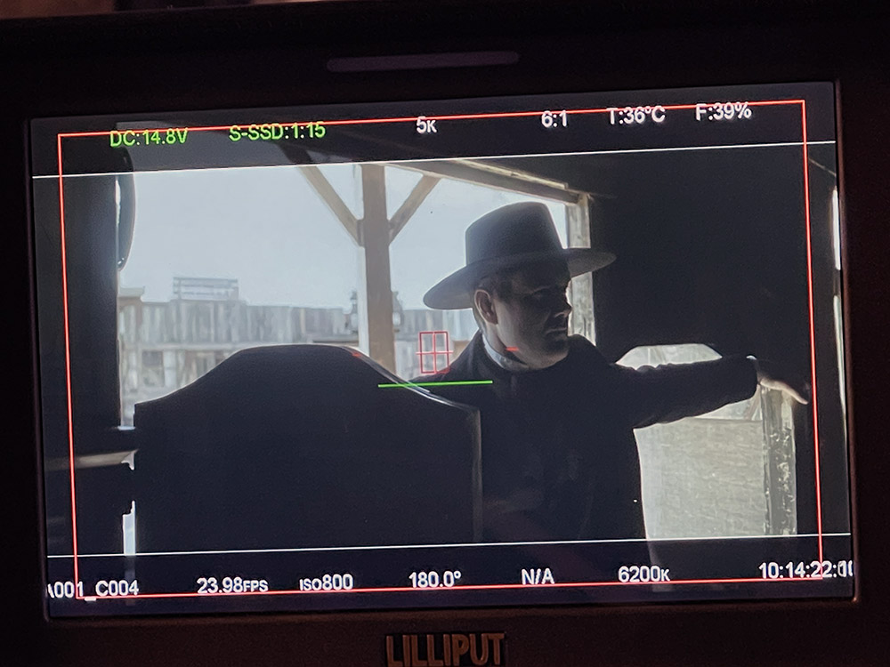 TMU Reckoning Marshall Cowboy saloon